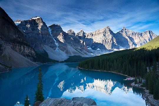 Experience breathtaking mountains in Canada with TripGift