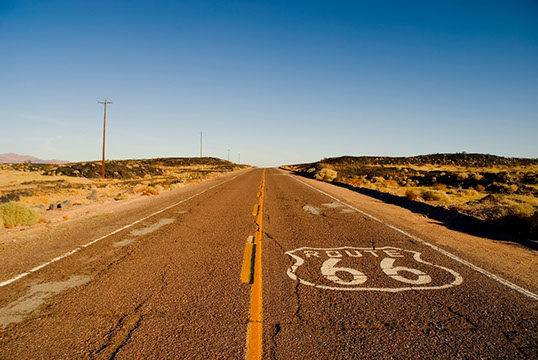 Experience a Road Trip along Route 66 with TripGift